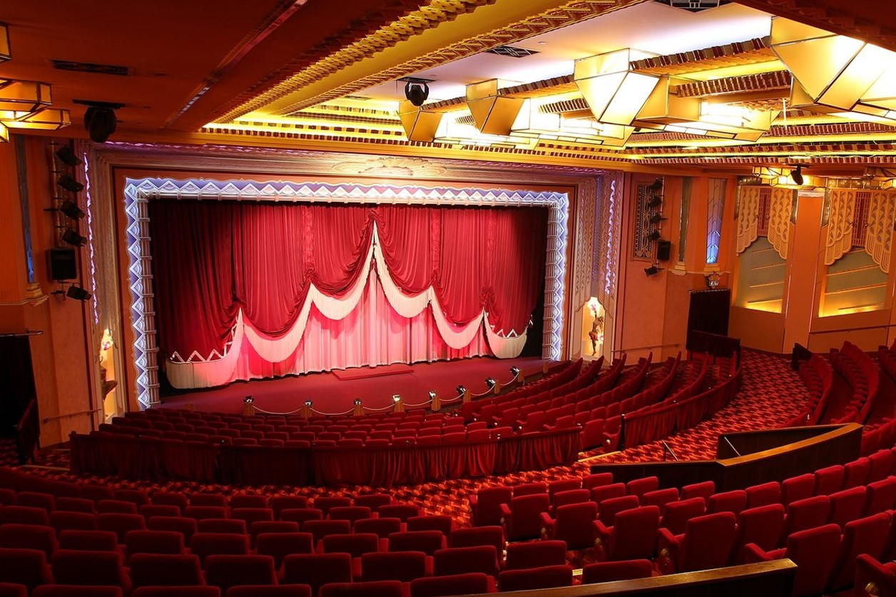 Catch a Film at an Old-Fashioned Cinema