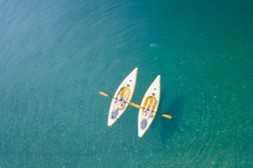 Drift Across Manly Beach in a Double Kayak