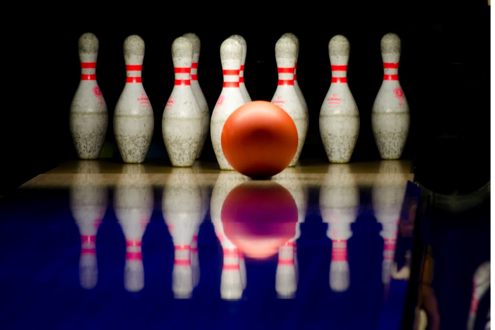 Old-Fashioned Fun With Ten Pin Bowling